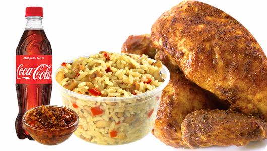 Chicken Republic - Half Rotisserie Meals