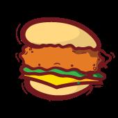 Chicken Republic - Burger Icon