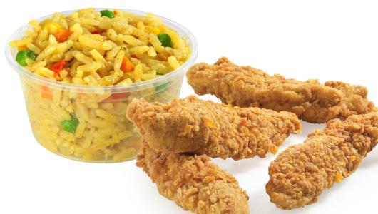 Chicken Republic - Crispy Strips