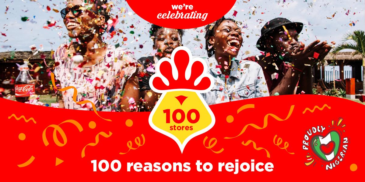 Chicken Republic - 100 Stores